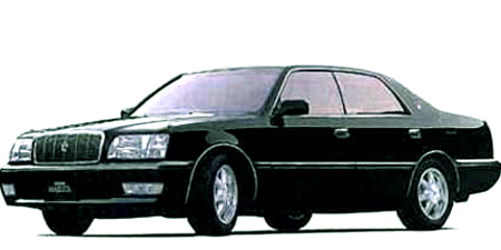 Toyota Crown Majesta (S150)