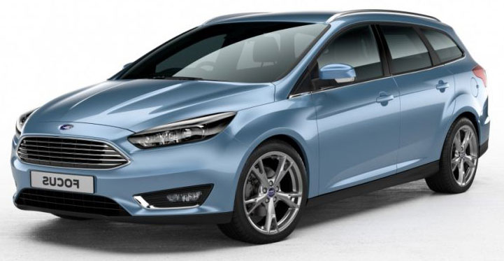 Ford Focus III Turnier Рестайлинг